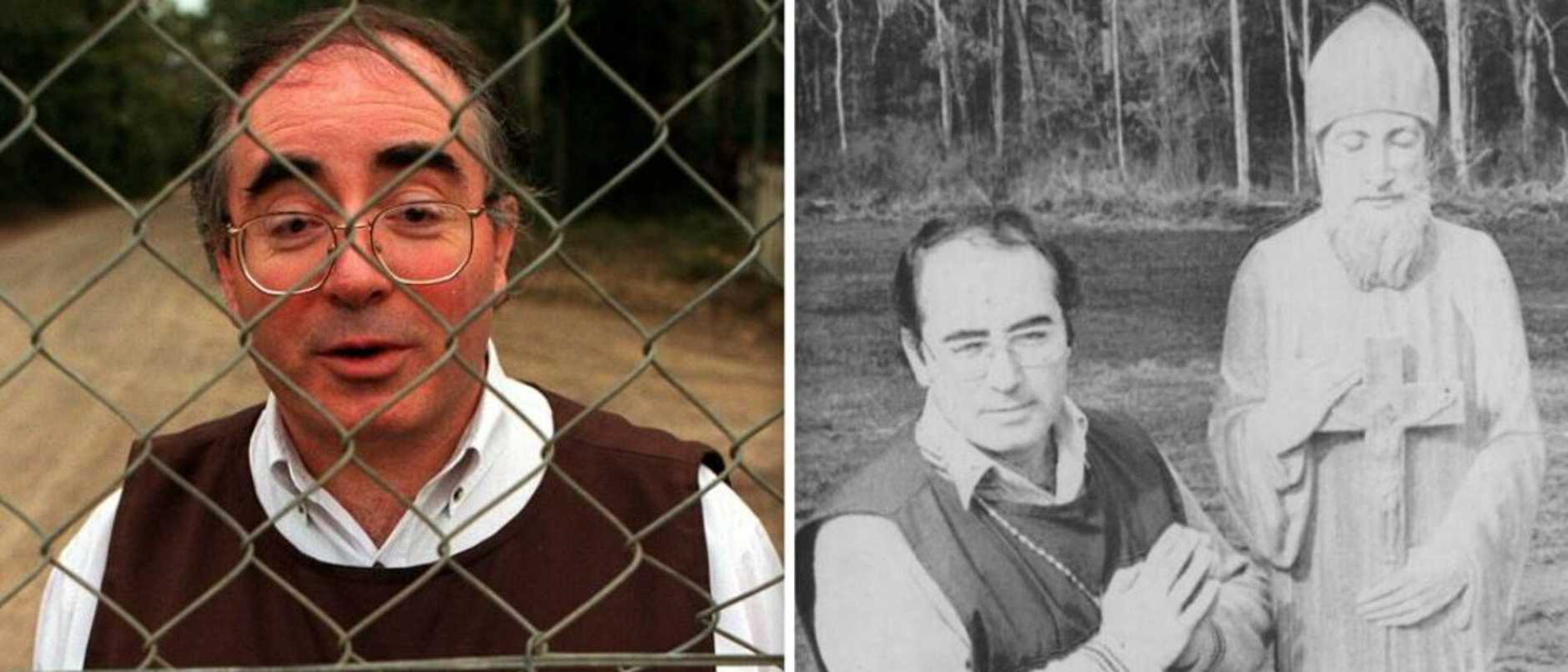 William John Costellia-Kamm, known to his followers as Little Pebble, founded the Order of Saint Charbel near Nowra in the 1980s and preached about the end of days. He was locked up for nearly a decade after having sex with two teen girls.