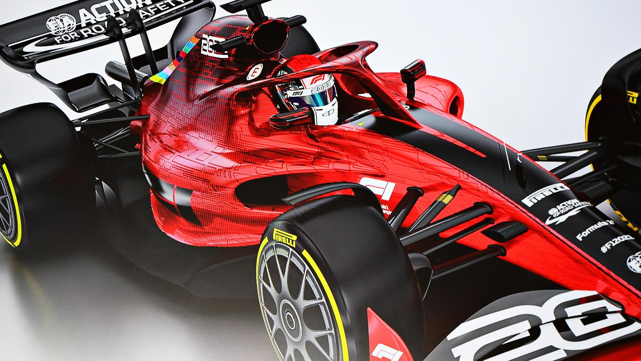 F1 is getting a whole new look in 2021 (Photo by Clive Mason/Getty Images).