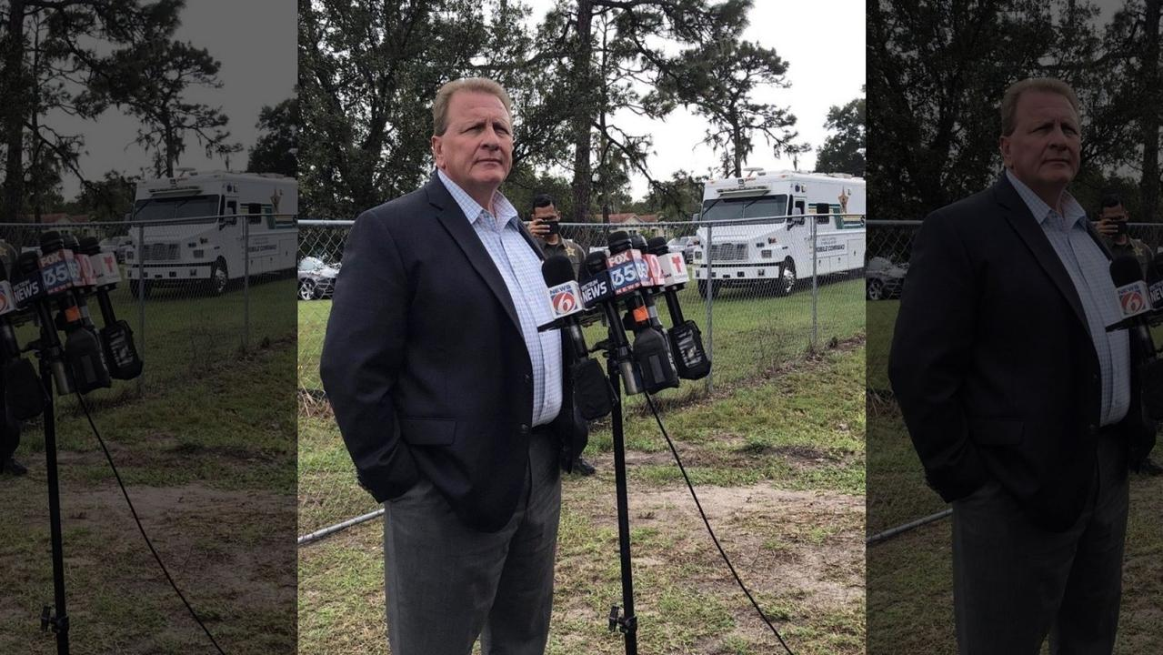 Sheriff Russ Gibson told Fox News this was the most horrific murder case he had dealt with in his 32-year career in law enforcement. Picture: Osceola County Police Department