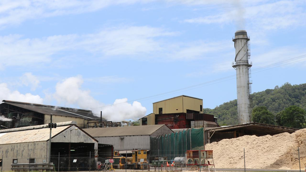 The workplace injury occurred at Mackay Sugar's Mossman Mill. Picture: GIZELLE GHIDELLA