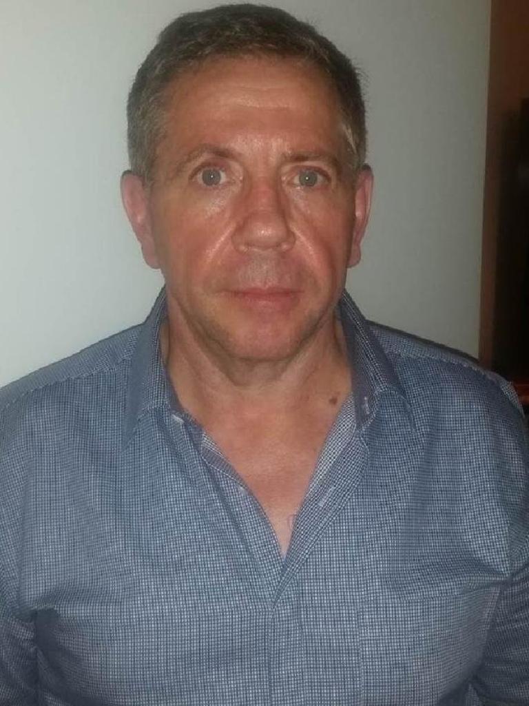 Alleged woodchipper murder victim Bruce Saunders. Photo: Contributed