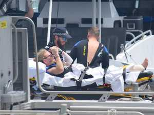 Family of Whitsunday shark attack survivor speak out
