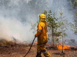 Why rural fire fighter made 'stupid' decision to start blaze