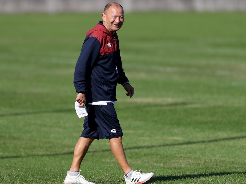 A return to the Wallabies is a possibility for Eddie Jones.