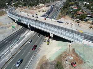 Queensland's newest bridge finally opens