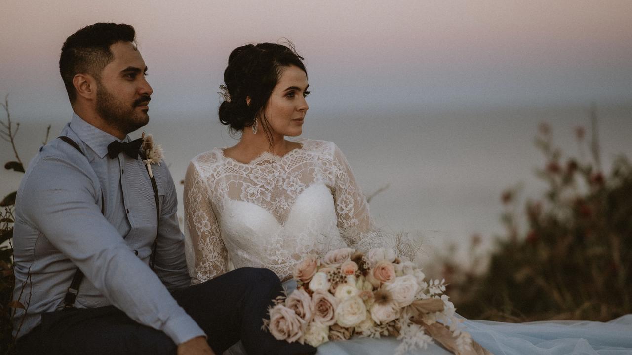 An elopement: Kiah Joyce and Joseph Collins-Soo Ulugia, PHOTOGRAPHYThe Amber Light Photography