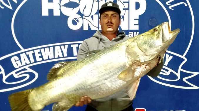 Monster catch shocks local fishos