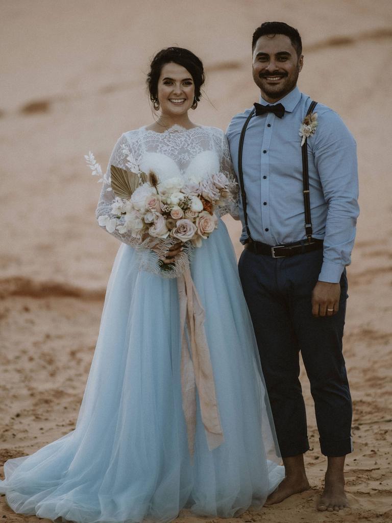 Newly weds: Kiah Joyce and Joseph Collins-Soo Ulugia, PHOTOGRAPHYThe Amber Light Photography