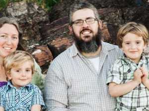 Tributes flow for father killed in Gateway crash