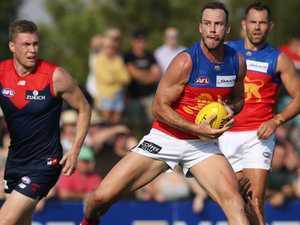 Keep walking: Axed Lion headed for third club