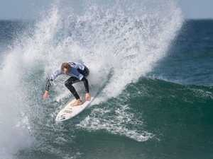 Cooper cracks the surfing big time with solid placing