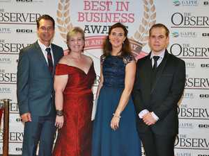 60+ PHOTOS: Red carpet arrivals at Best in Business Awards