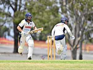 Tough battle: Laidley rise above rival's challenge