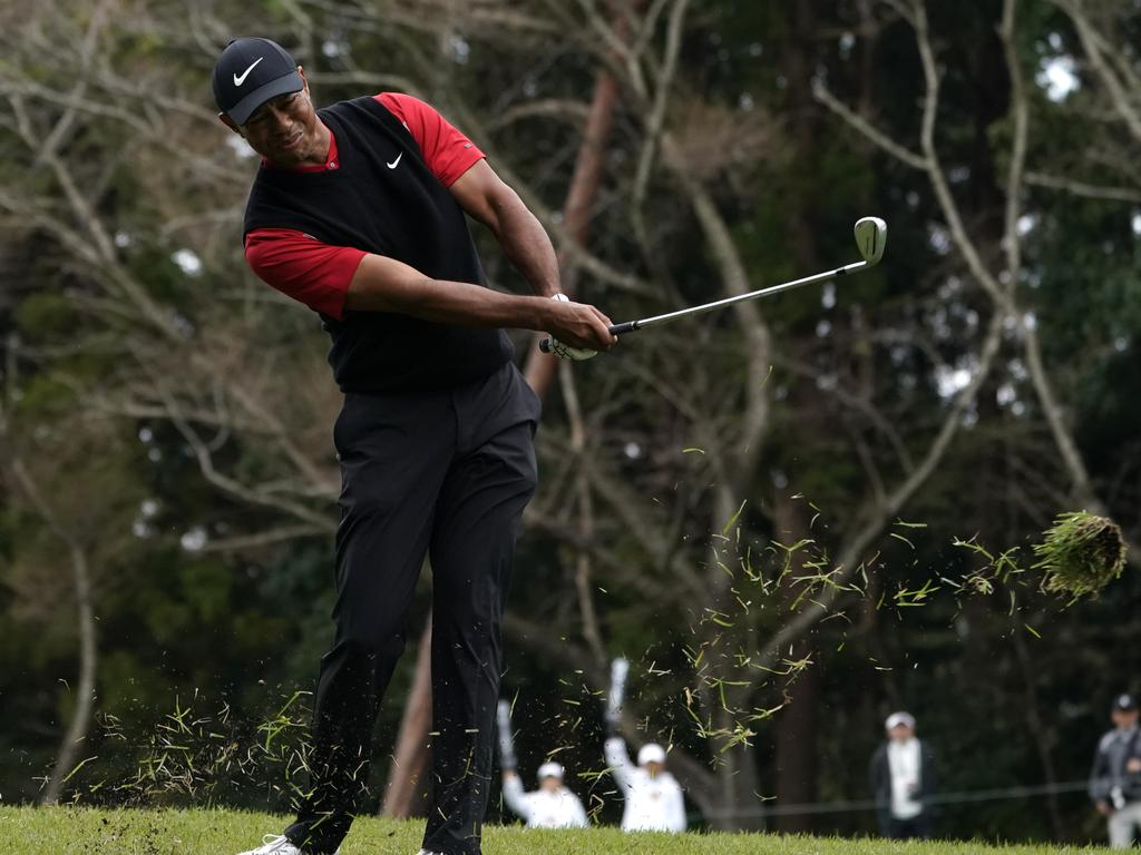 Woods has bounced back to form of late.