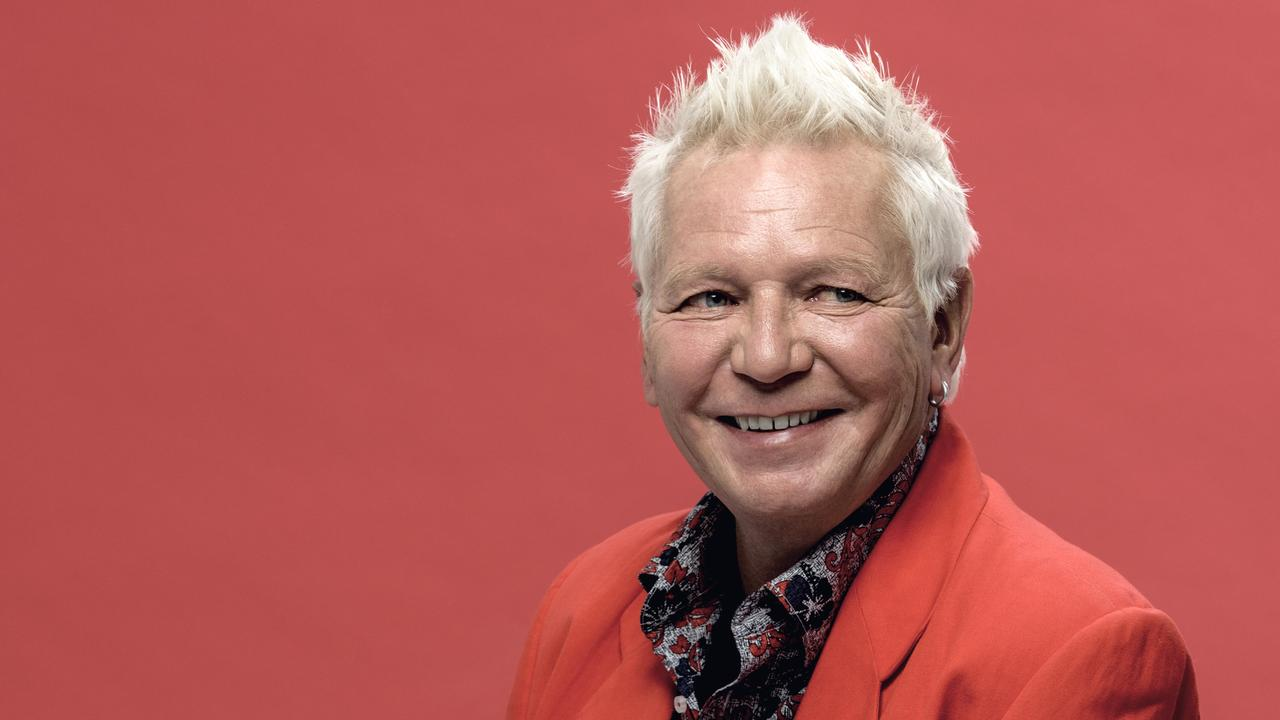 Iva Davies is happy not making new Icehouse material. Picture: Cybele Malinoswki