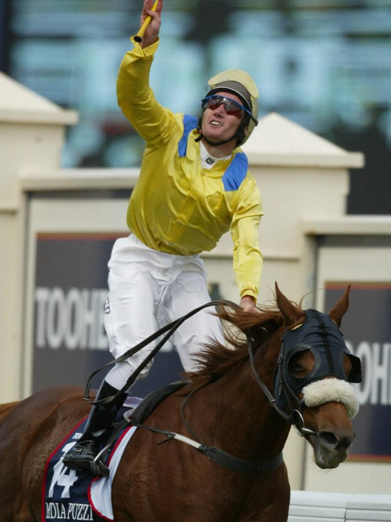damien oliver betting ring busted