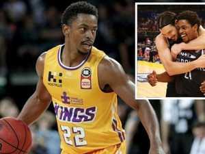 King Casper's Melbourne return strictly business … sort of