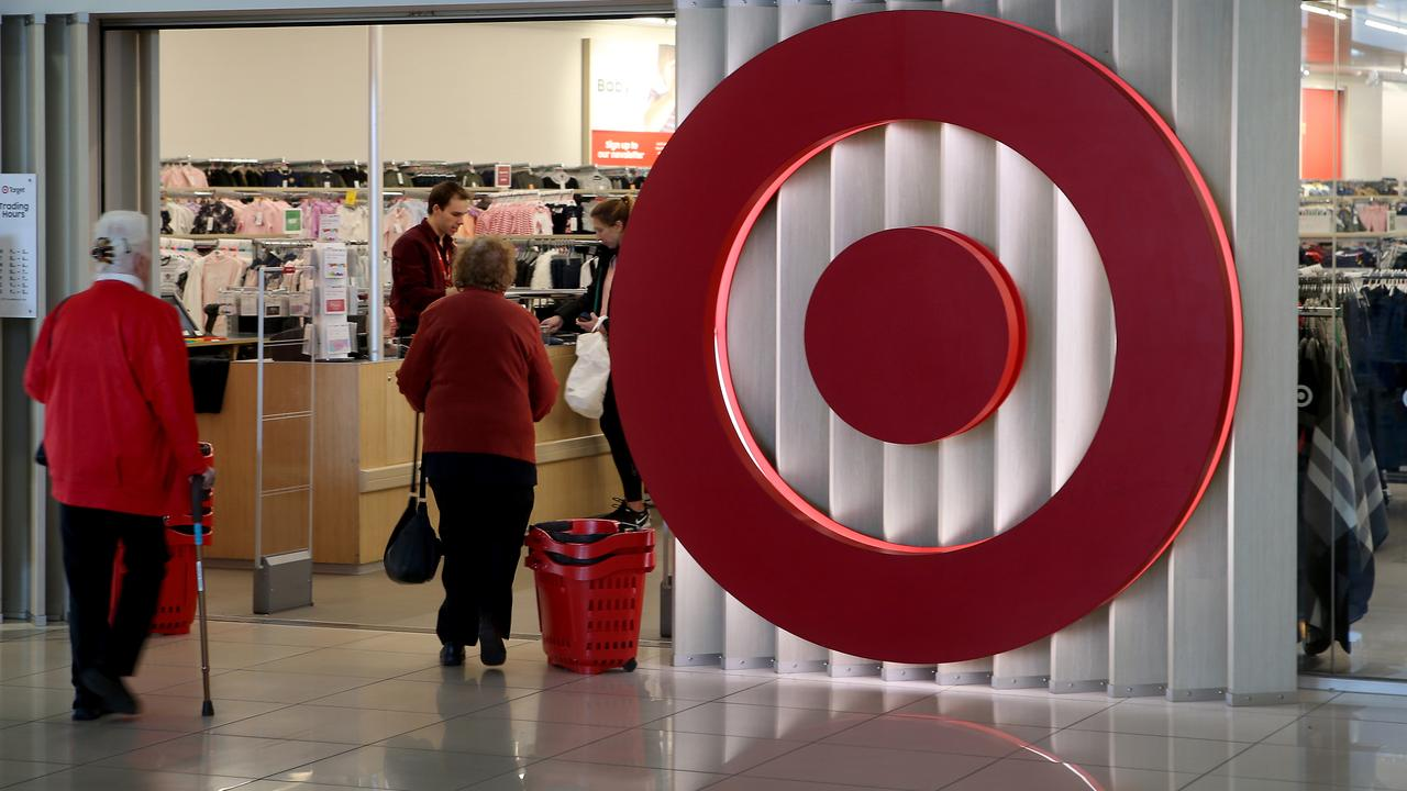 Target has been an institution in Australia for decades. Picture: Glenn Ferguson