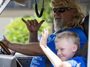 Brisbane Convoy for Kids