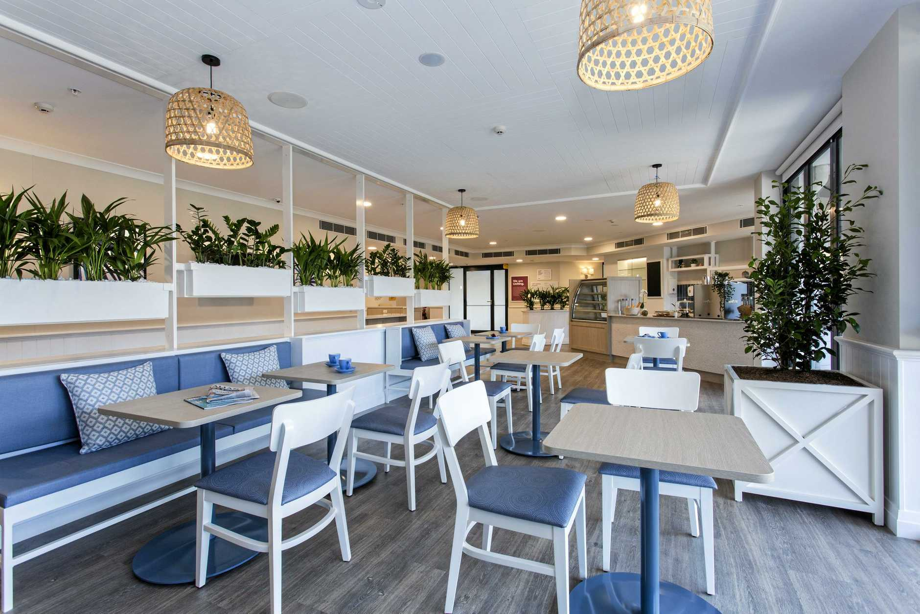 Uniting Care Gerringong Cafe by Meli Studio.