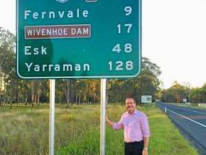 Work finally scheduled for busy Ipswich highway