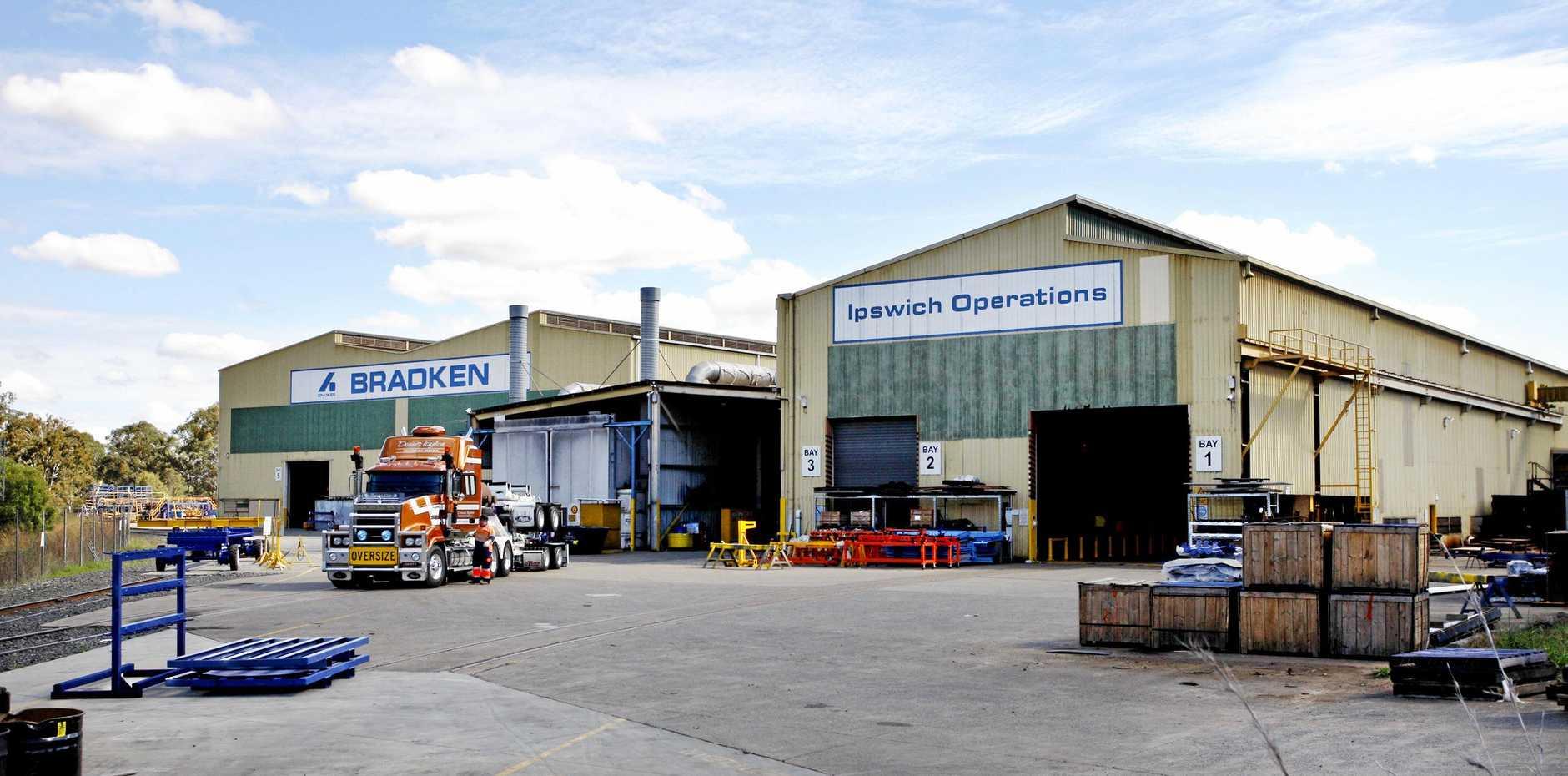 Bradken Ipswich Operations.