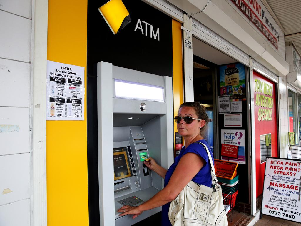 News Corp last week revealed the CBA has jacked up the price of fees for customers who ask staff in a branch to help them complete a transaction.