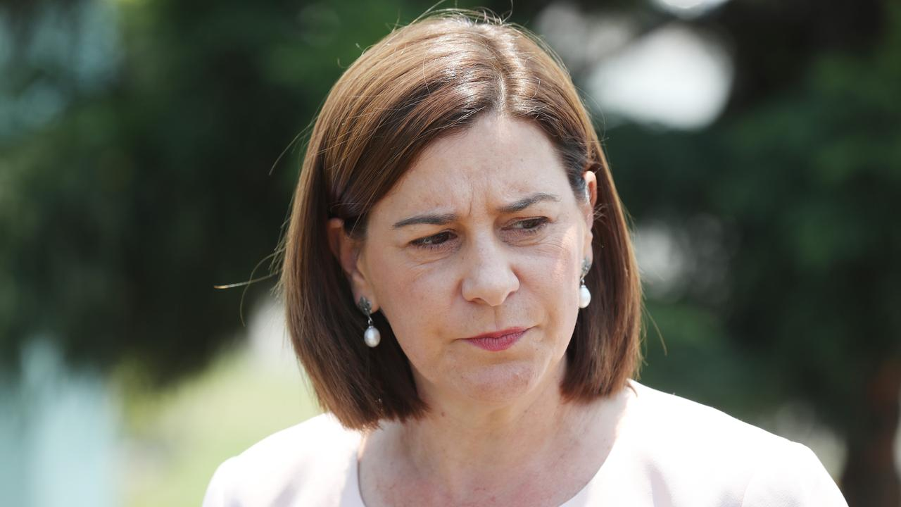 Opposition Leader Deb Frecklington has promised to partner with James Cook University to deliver drone surveillance in the Whitsundays. Picture: Annette Dew