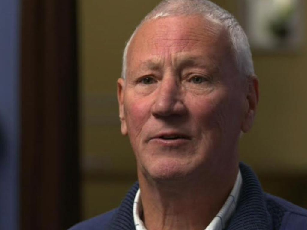 Bill Spedding says the police investigation has ruined his life. Picture: ABC