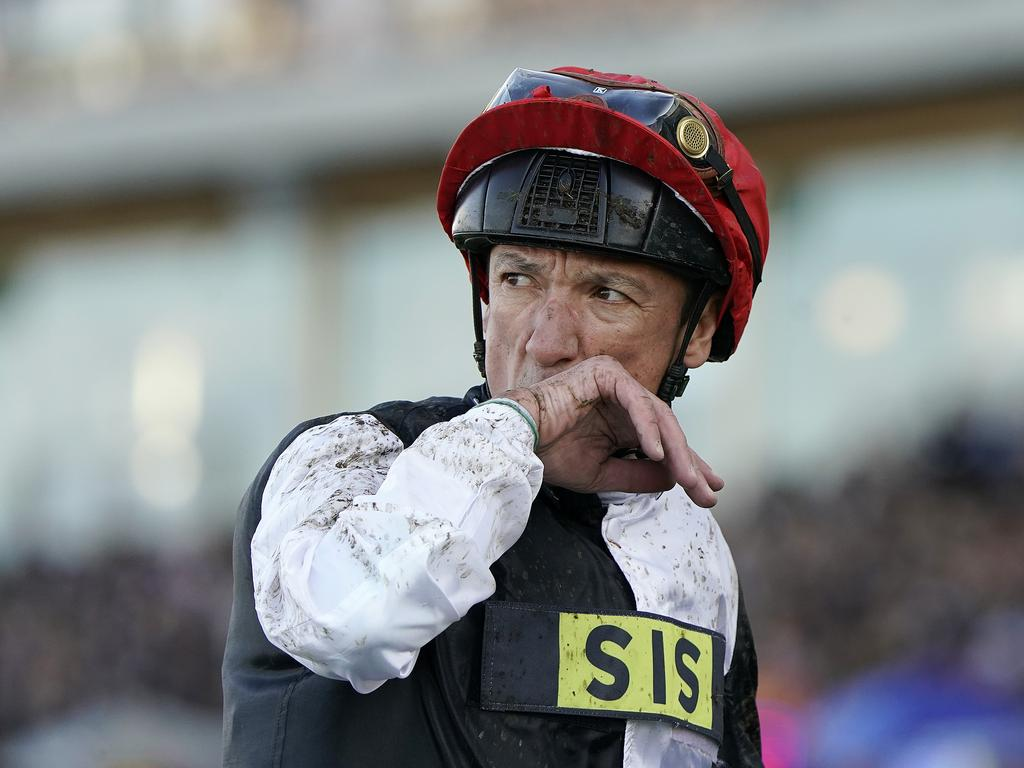 Frankie Dettori. (Photo by Alan Crowhurst/Getty Images)