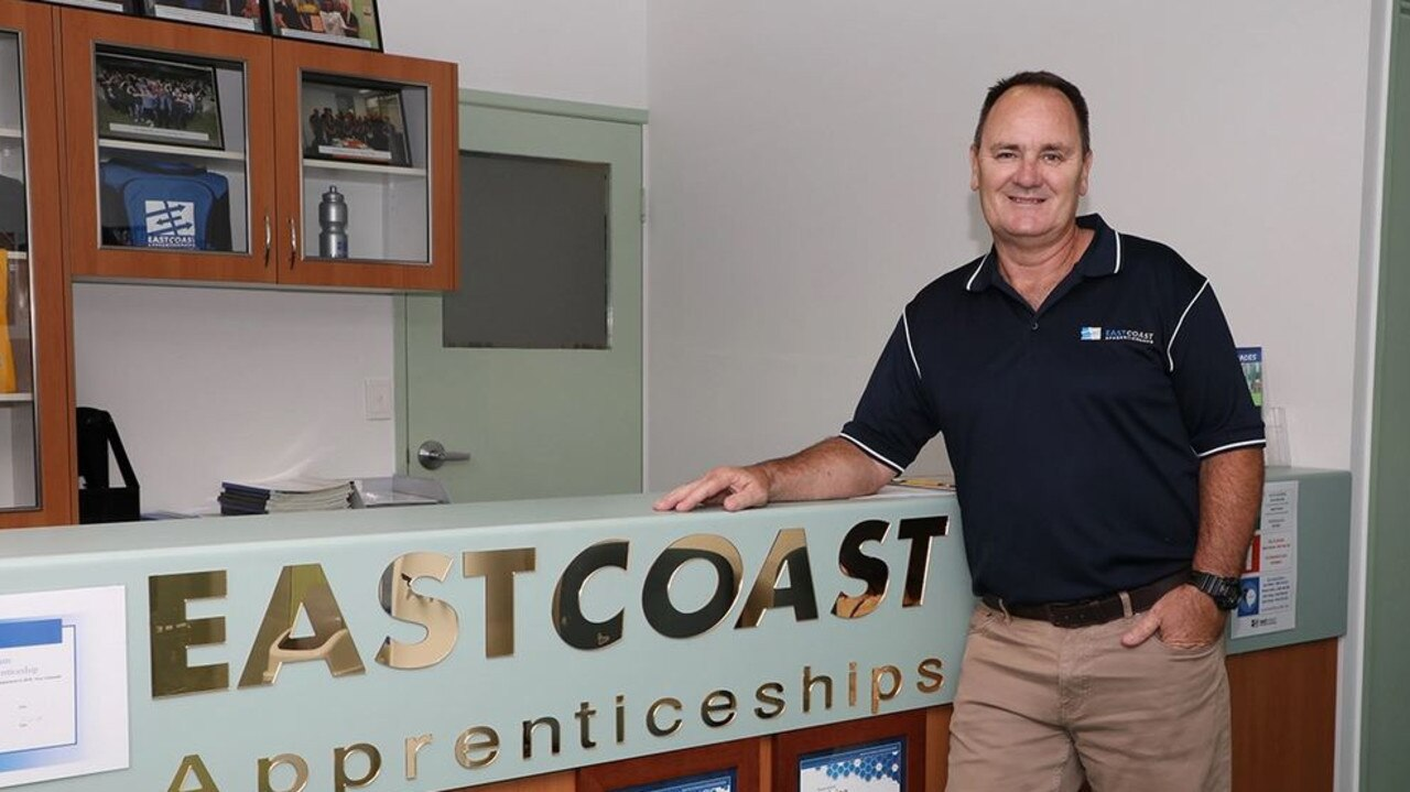East Coast Apprenticeships Bundaberg branch manager Mark Vincent is investigating training opportunities which would bring investment from the Middle East to the Bundaberg Region.