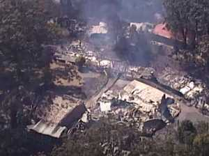 Shock finding in bushfire investigation