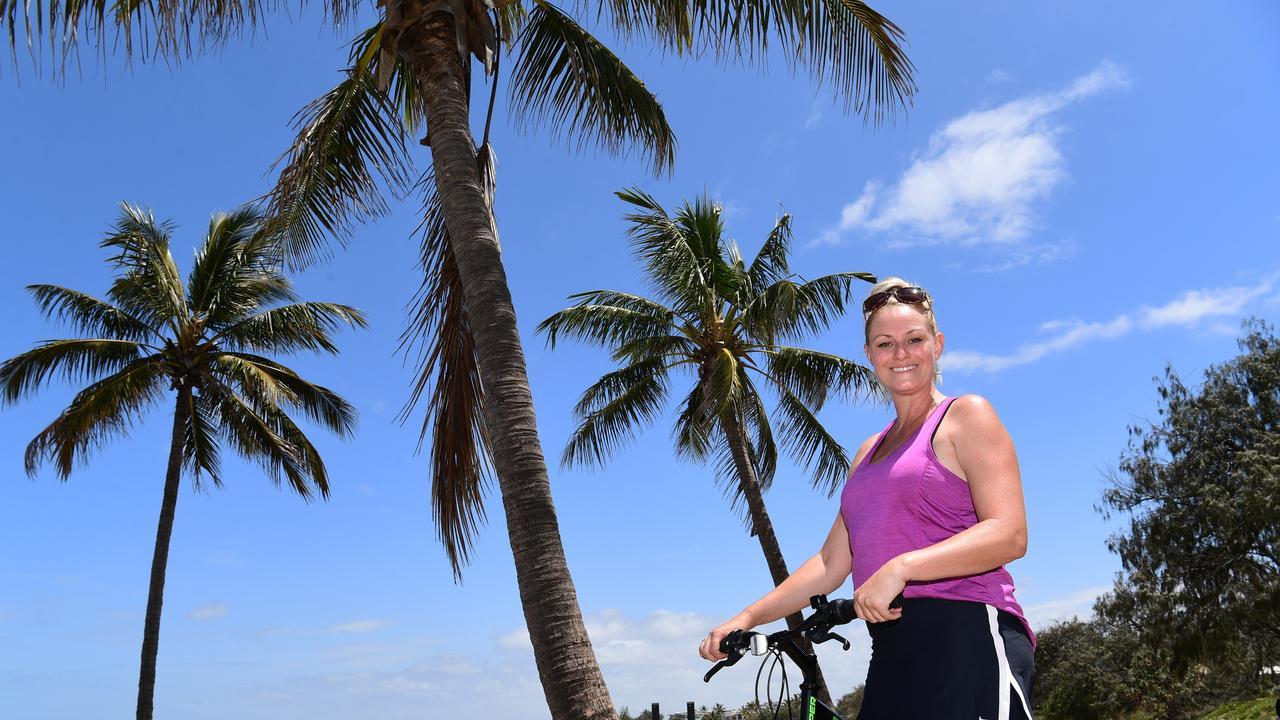 BARGARA BY BIKE: Kristie Nash is launching Bargara Bike Tours along the Bargara coastline.