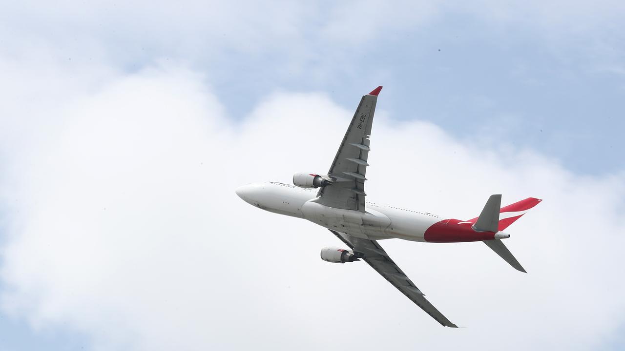 Qantas cabin crew injured during sudden turbulence on worldwide flight