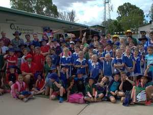 Eidsvold and Abercorn state schools' 2019 swim carnival