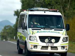 Truck plunges off bridge near Rockhampton, killing driver