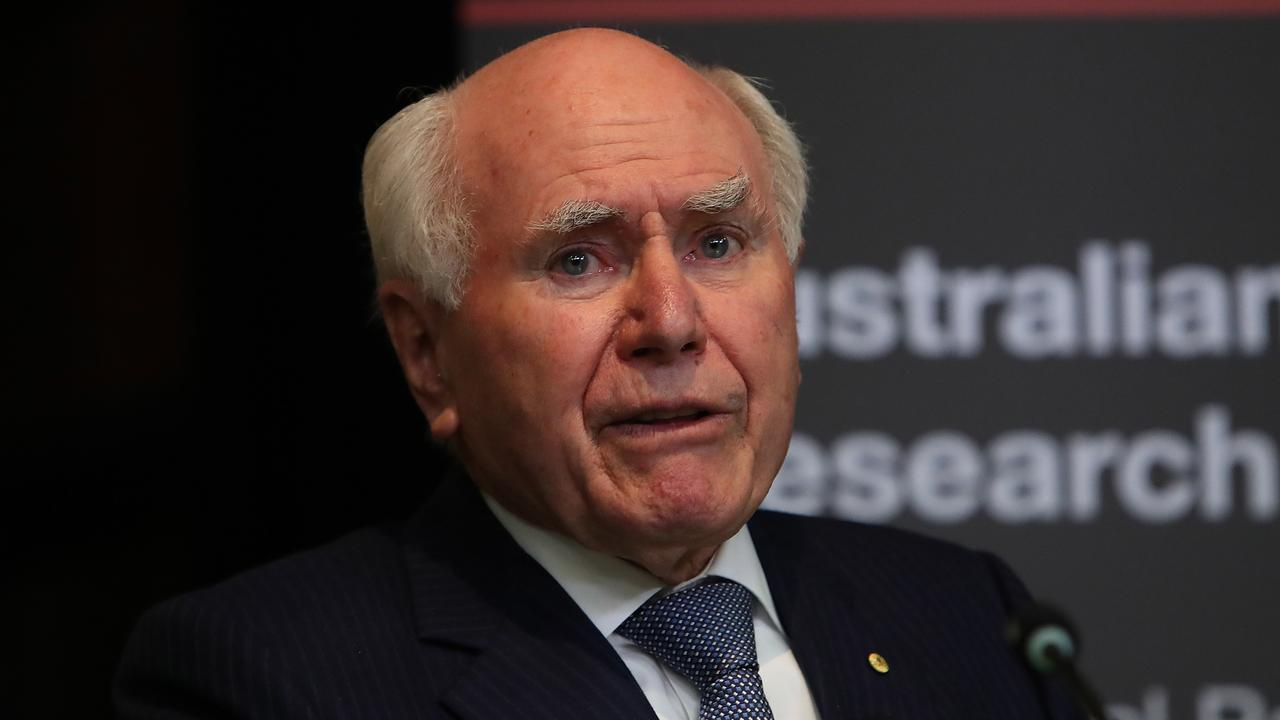 Former PM John Howard. Picture Kym Smith