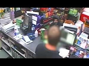 Gympie armed robbery