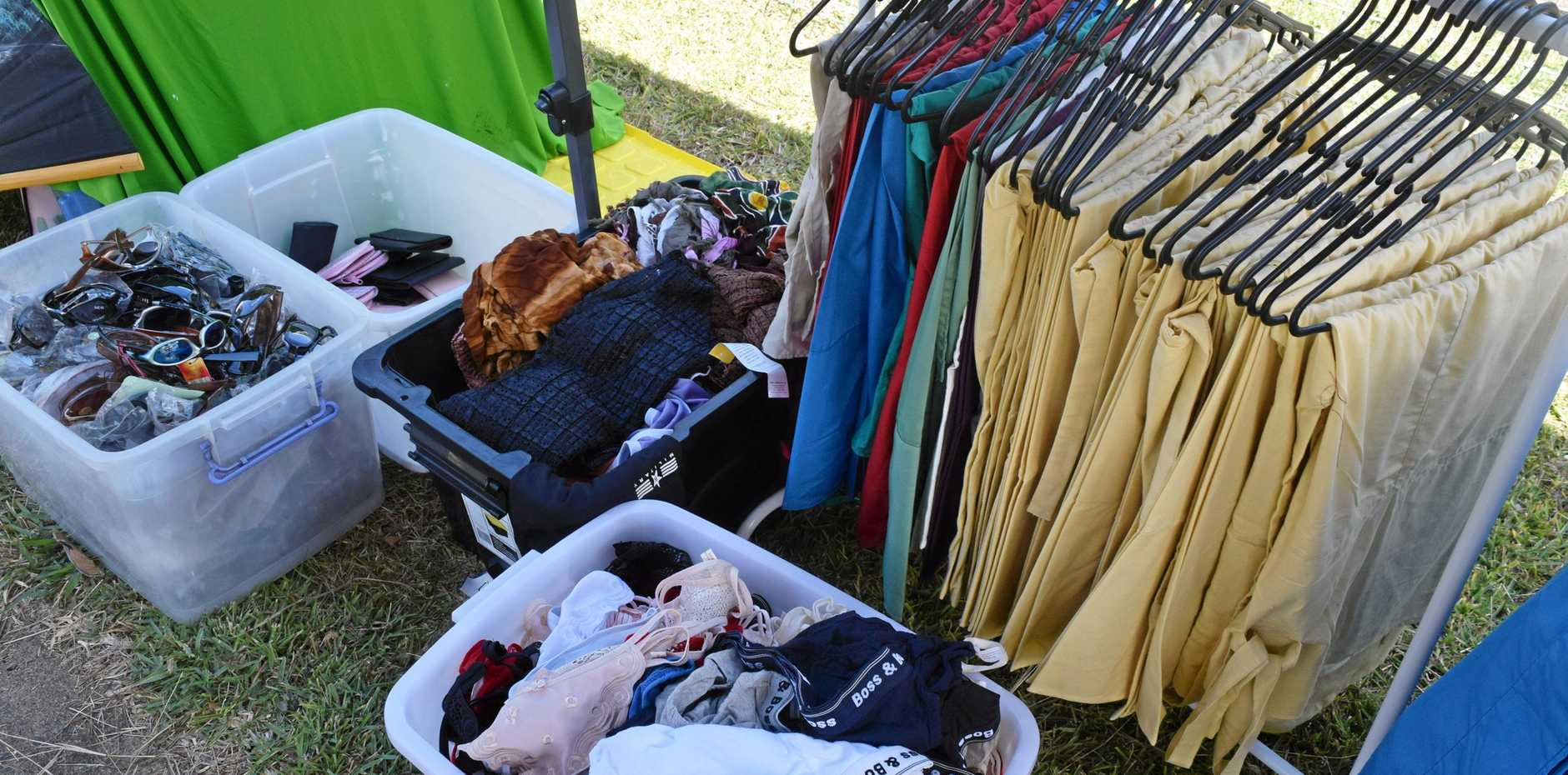 FOR THE KIDS: Modanville Public School's community garage sale will help raise funds for students.