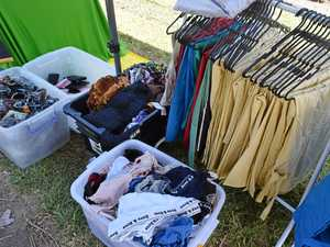 Garage sale to help raise funds for students