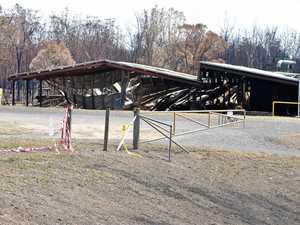Future of timber mill unknown since destructive bushfire