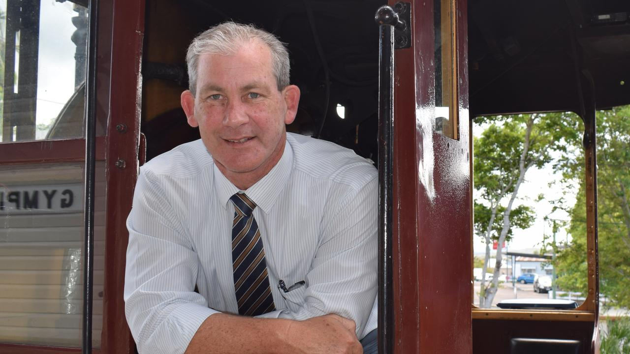 PLAN SUPPORTER: Gympie mayor and chair of the Wide Bay Burnett Regional Organisation of Councils Mick Curran. Picture: Scottt Kovacevic