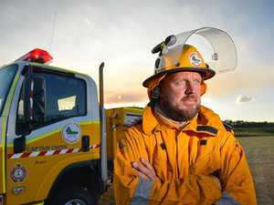 'We're frightened': Captain Creek firey speaks out