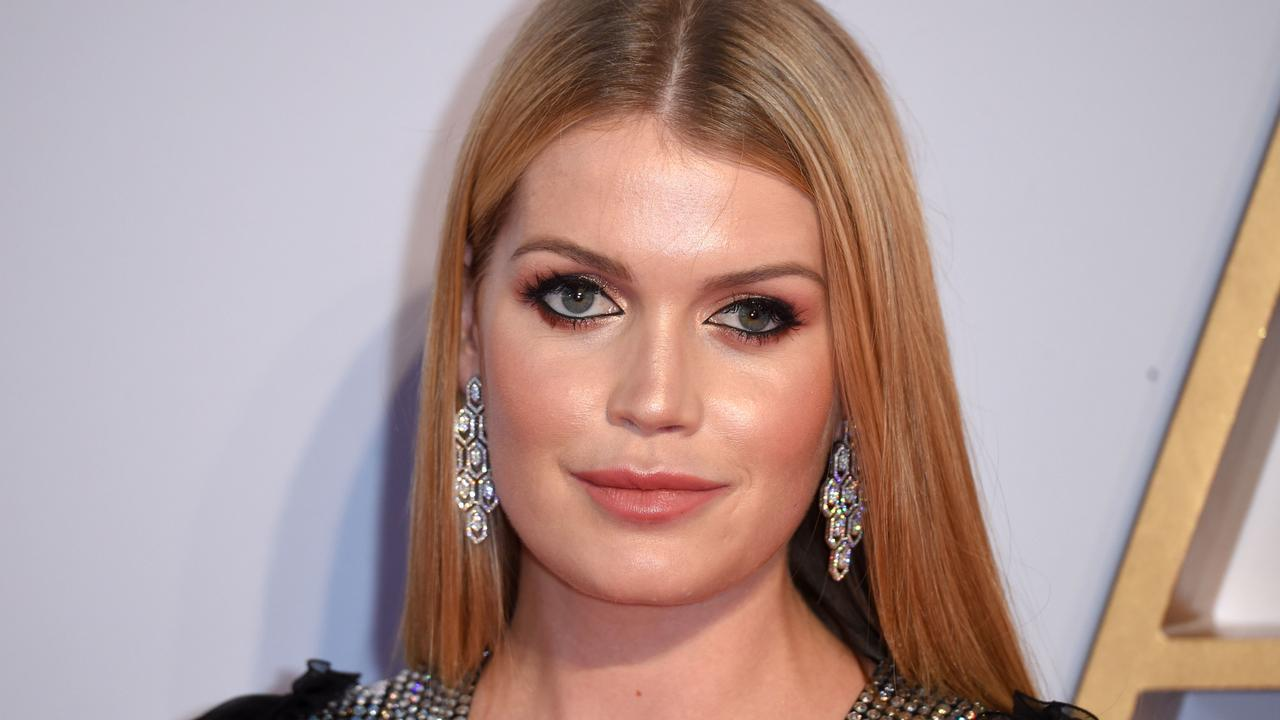 Lady Kitty Spencer will be attending this year's Melbourne Cup. Picture: Anthony HARVEY / AFP
