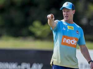 Taylor back for Titans as new coach makes mark