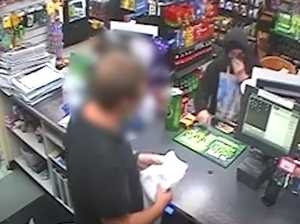 Police seek 'friendly' armed robber who struck Gympie servo