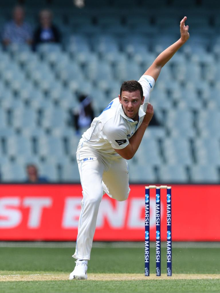 Josh Hazlewood is in ominous form heading in to Test season.