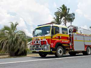 Crews rush to grassfire as severe fire warning issued