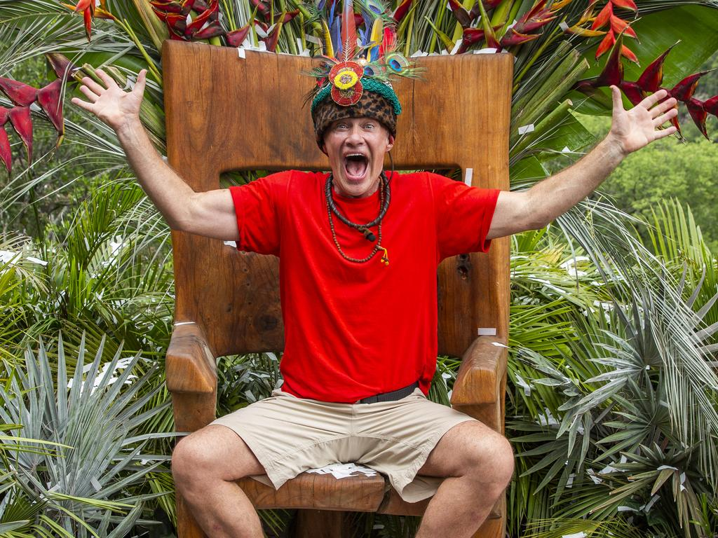 Richard Reid won the 2019 season of I'm a Celeb.