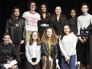 Matthew Flinders' student judges Inky Awards